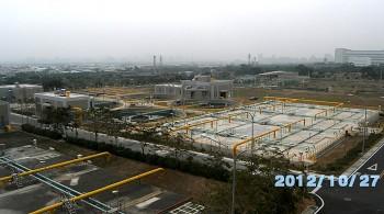 台中園區污水處理廠三期工程