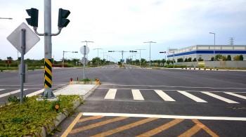 中部科學工業園區第四期(二林園區)開發工程60公尺主要道路及管線工程(東段)