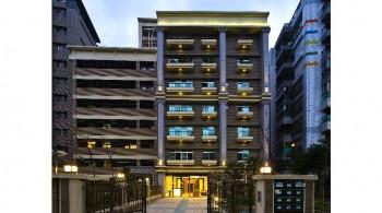 麗湖拉婓爾住宅大樓建築工程