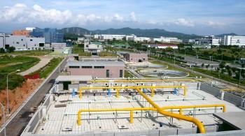 后里園區污水處理廠一期二階工程